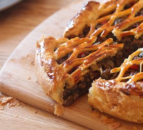 Puff pastry products & pies