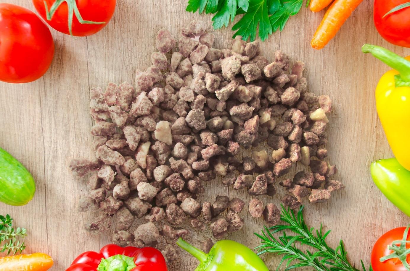 Bœuf cuit 10% MG